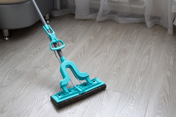 Tools Needed to Clean Laminate Floors - Microfiber Mop
