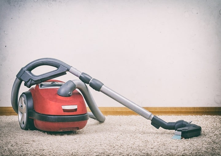 Types of Carpet Vacuum Cleaners