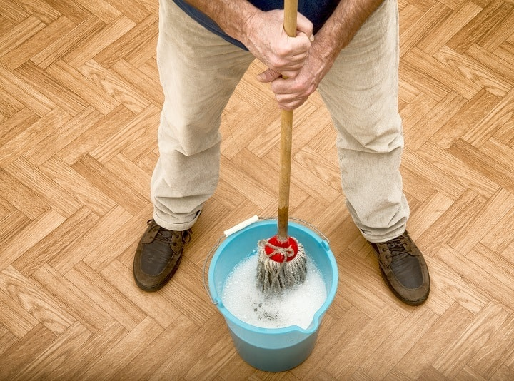 Benefits of Using a Mop For Hardwood Floor