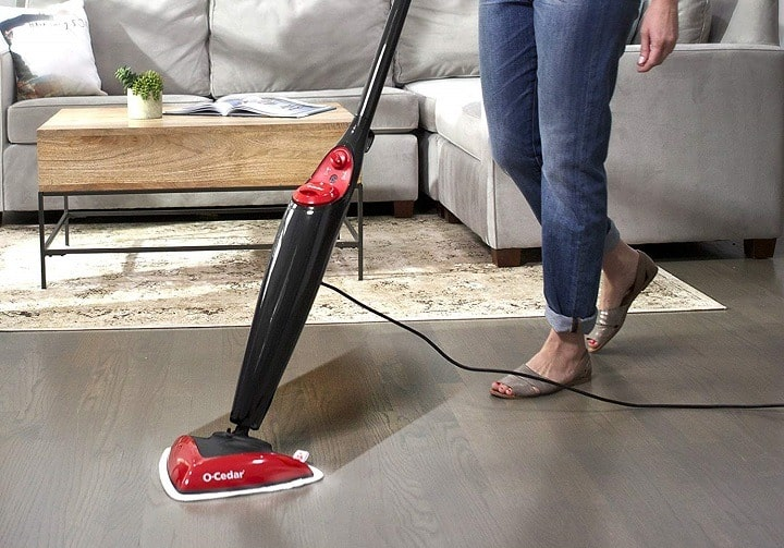 Benefits of Using Steam Mop for Hardwood Floors