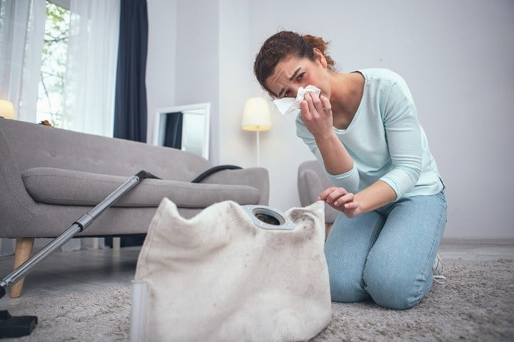 9 Best Vacuums For Allergies for Healthy & Dust Free Home