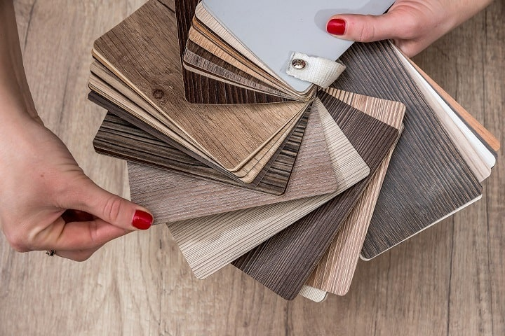 NuCore Flooring Designs and Sizes