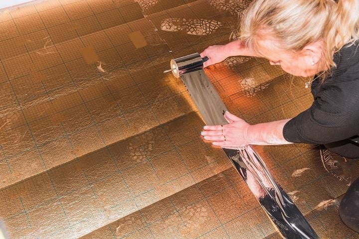 NuCore Flooring Installation
