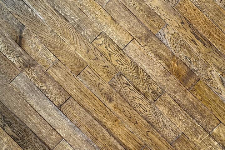 NuCore Flooring Mimics Hardwood Flooring
