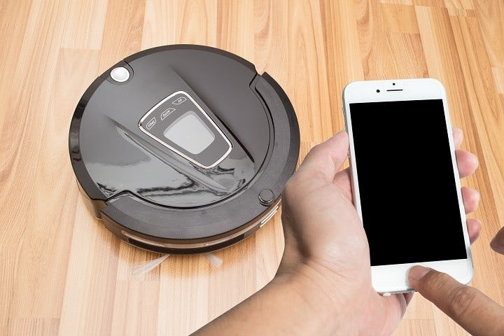 Robot Vacuum for Allergies