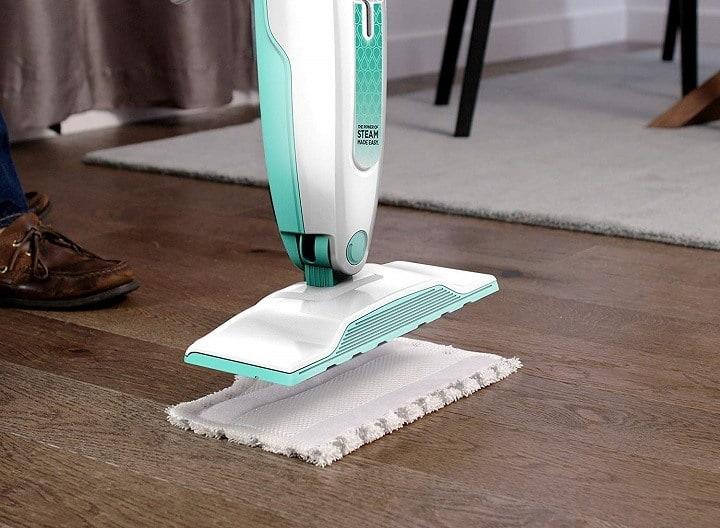 Steam Mop for Hardwood Floors on Different Surfaces