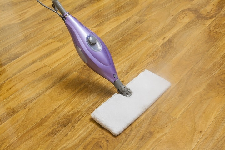 Types of Steam Cleaners - Steam Mop