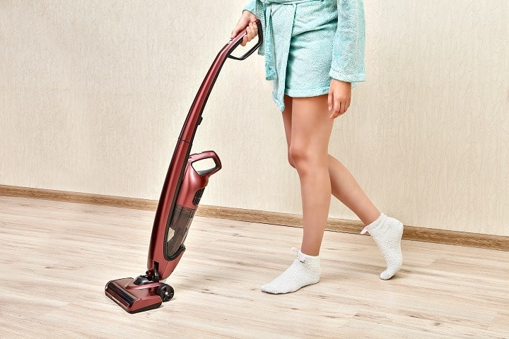 Upright Vacuum for Allergies
