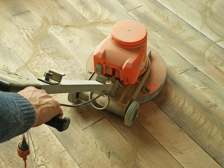 Hardwood refinishing costs