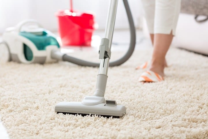 How to Clean Shag Carpets and Rugs
