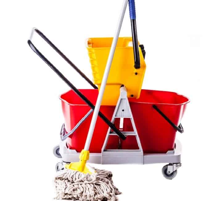 Mop Bucket and Wringer Accessories
