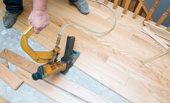 Refinishing vs Replacing Hardwood Floors
