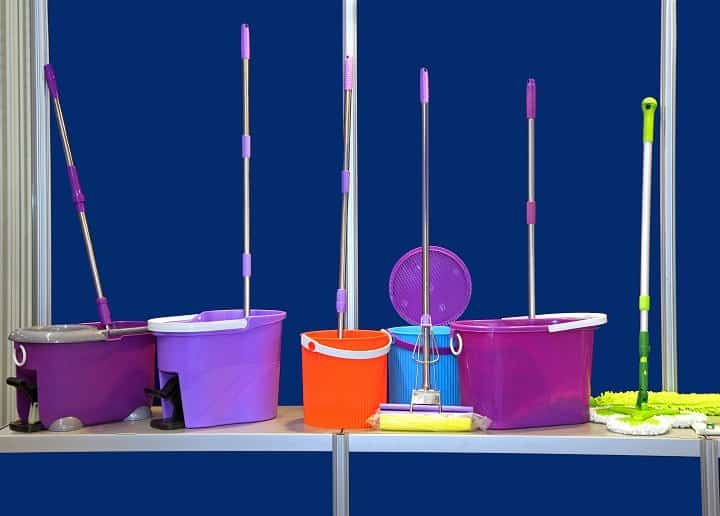 Types of Mop Buckets