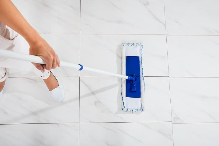 How To Clean Tile Floors to Restore Their Shine & Beauty