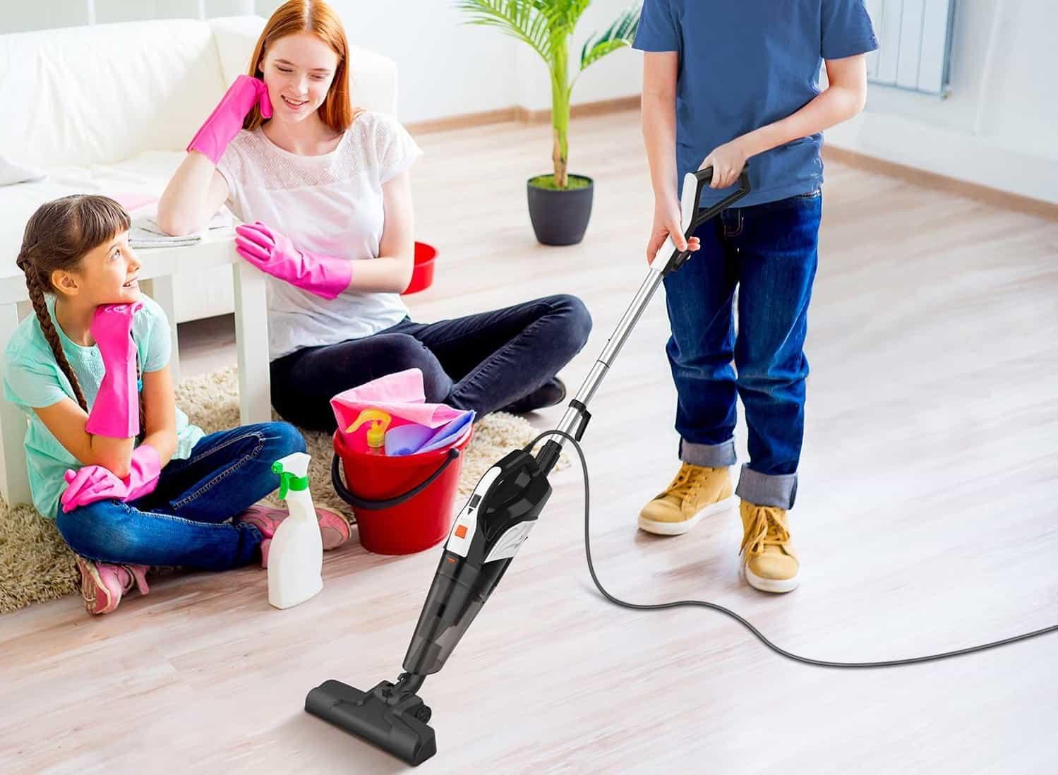 Stick Vacuum Cleaner vs Other Vacuum Cleaners