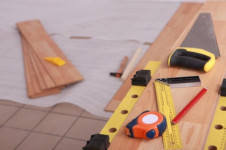Tools for Installing Trafficmaster Laminate Flooring