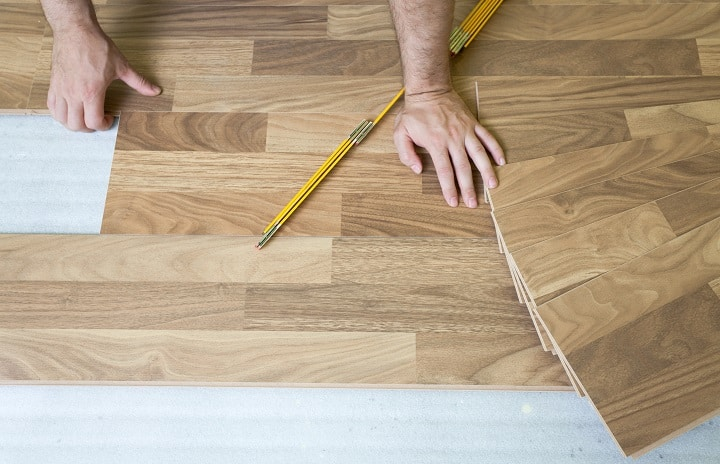 TrafficMASTER Laminate Flooring Long-Term Durability