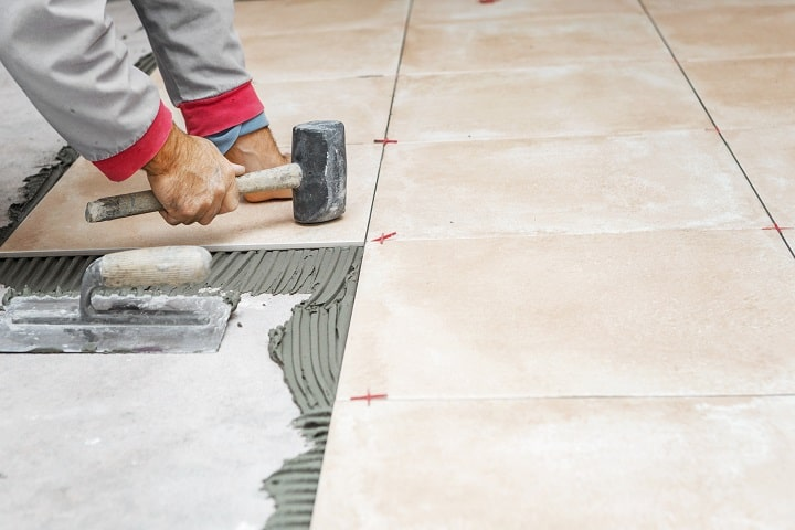 Ceramic Tile Flooring Benefits - Highly Durable