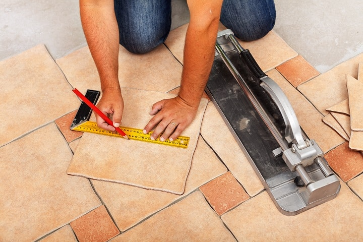 Ceramic Tile Flooring Cost - In-Depth Installation Process Guide