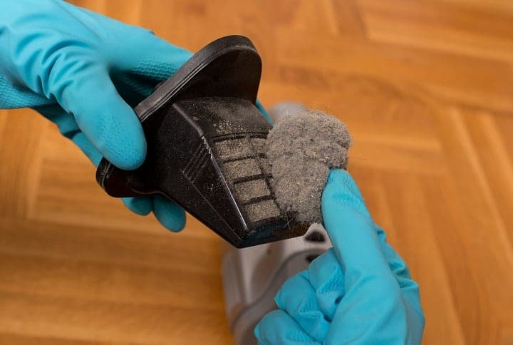 Cordless Vacuum Air Filtration