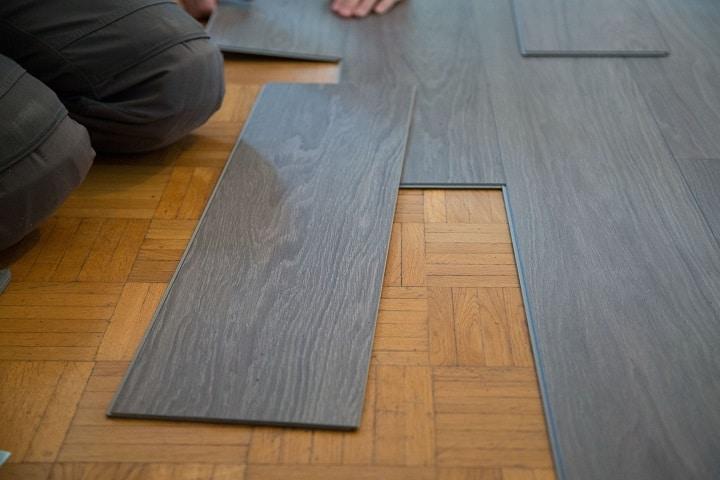 CoreLuxe vinyl plank review