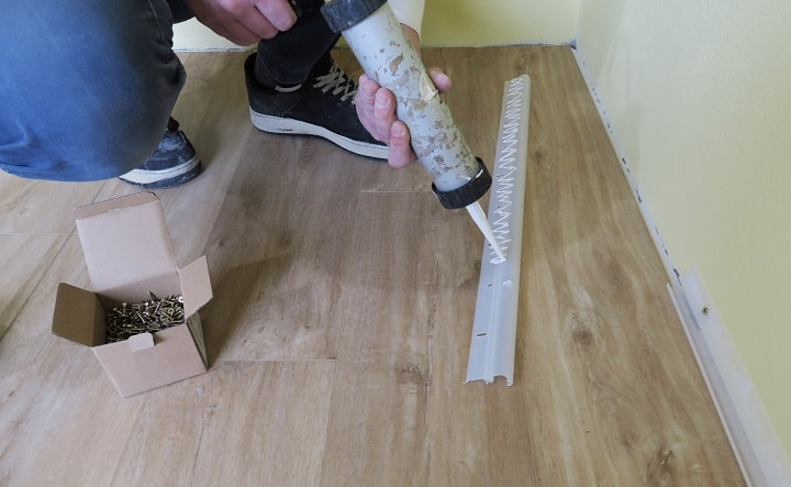 How to Cut and Install Mohawk Vinyl Plank