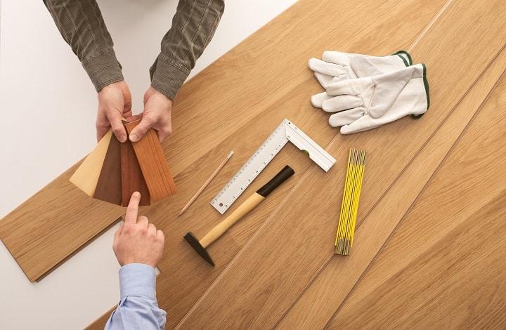 How to Install Shaw Hardwood Flooring
