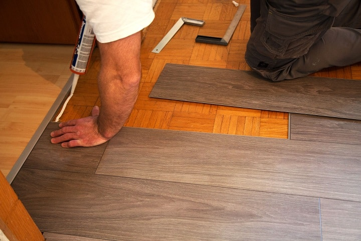 Mohawk Vinyl Plank Benefits - Can Be Installed Over Most Subfloors