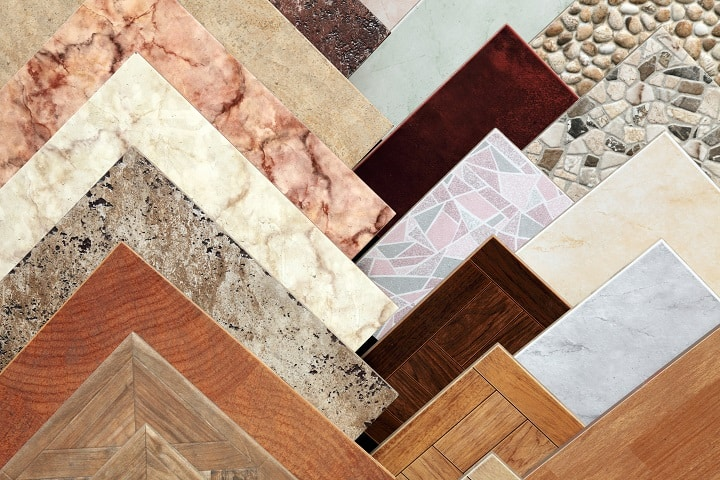 Types of Ceramic Tile Floorings