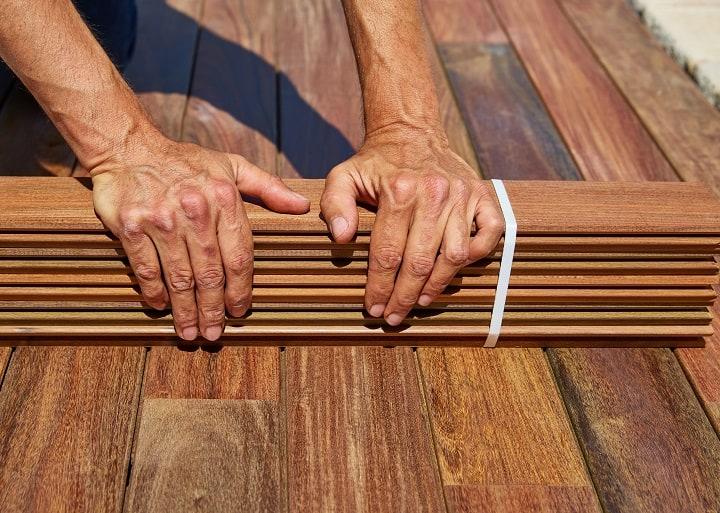 Ipe Decking Problems - Warping
