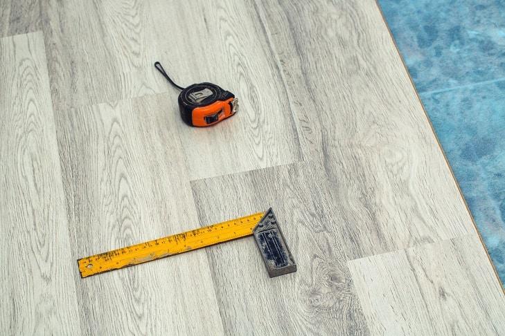 Materials of Oak Flooring