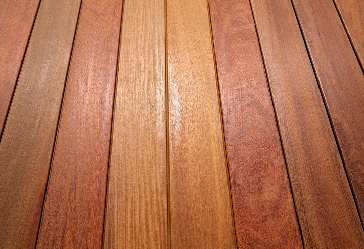 Benefits of Ipe Decking - Smooth and Uniform Texture