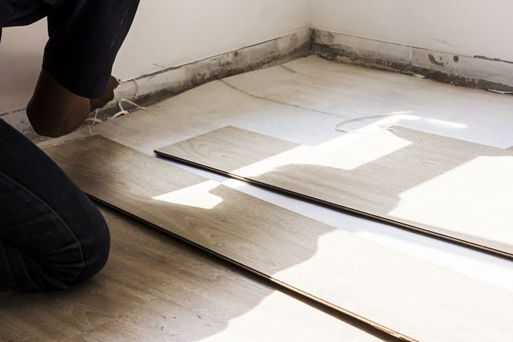 Benefits of Mannington Laminate - Stain and Wear Resistant