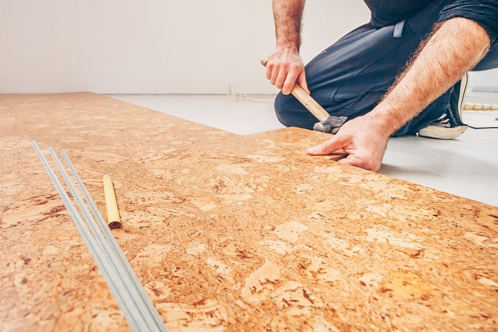 How to Install Wicanders Cork Flooring