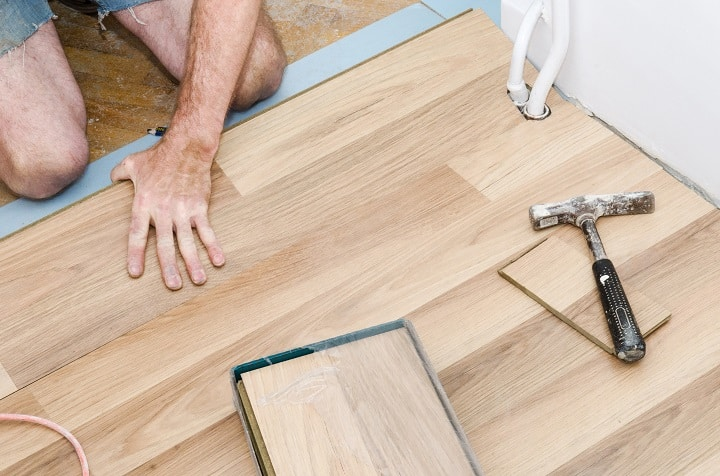 Oak vs Maple and Hickory Flooring - Installation
